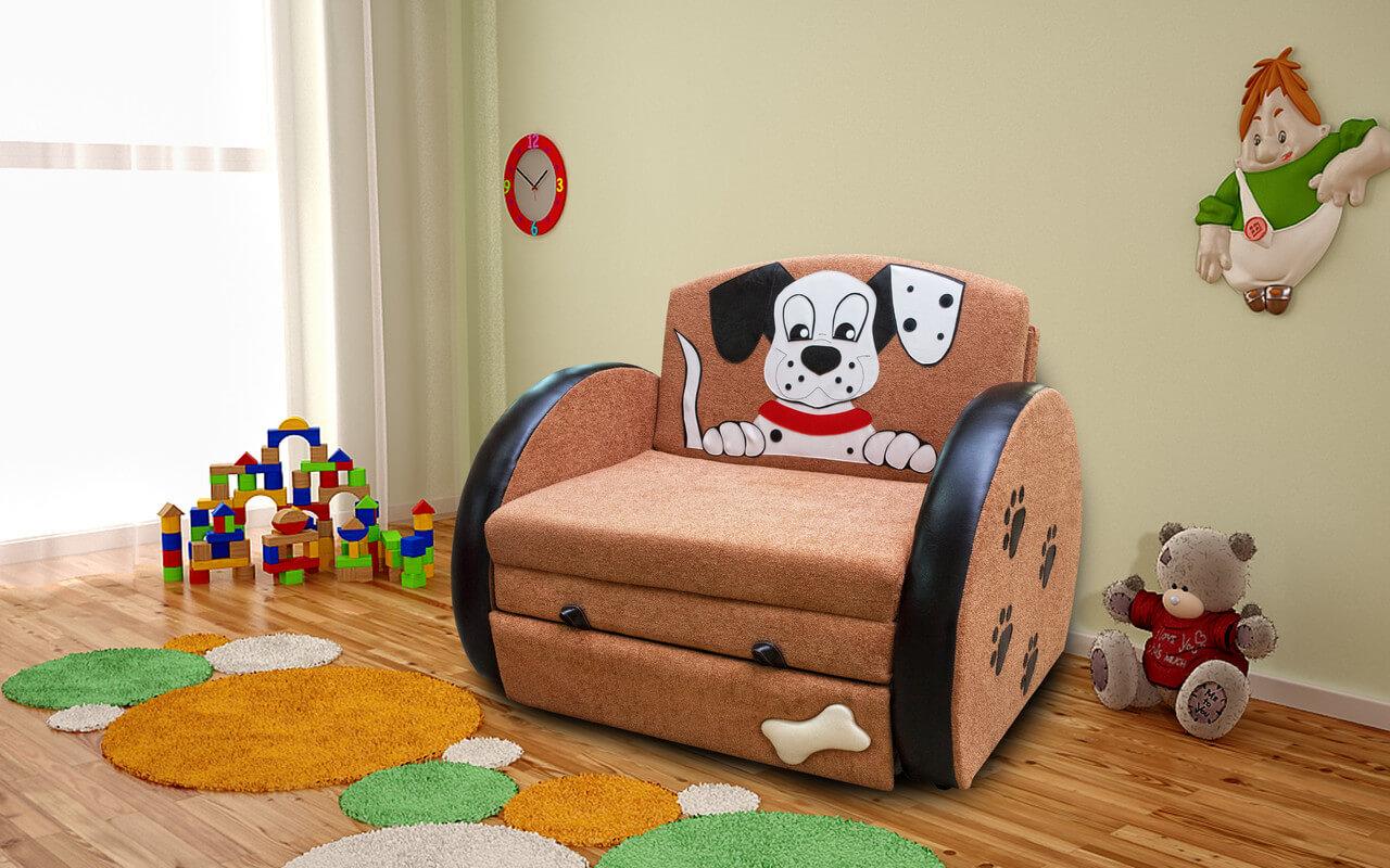 Фото раскладного детского кресла для сна