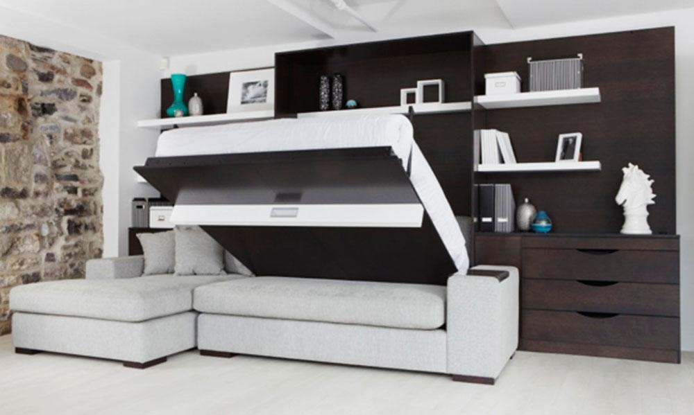 Кровать трансформер с диваном