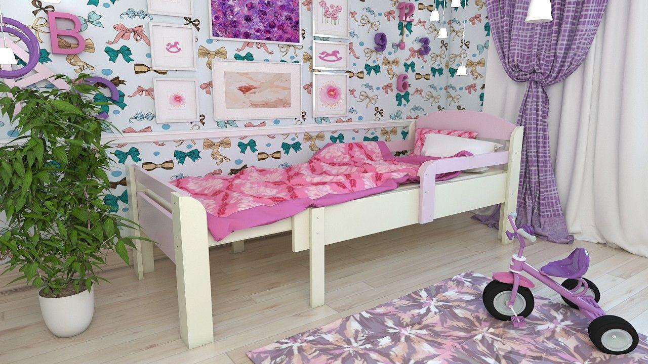 Фото раздвижной детской кровати