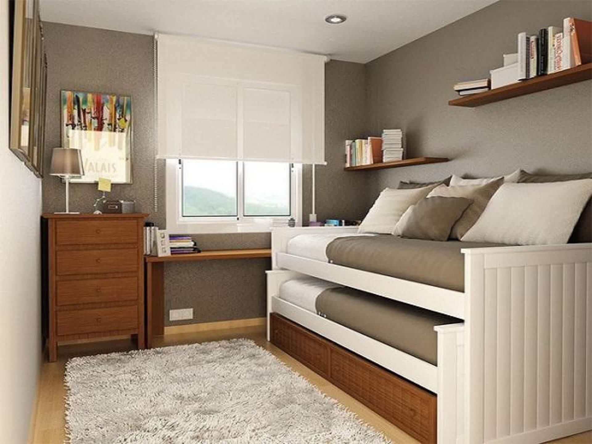 Фото выдвижной кровати матрешки для двоих детей