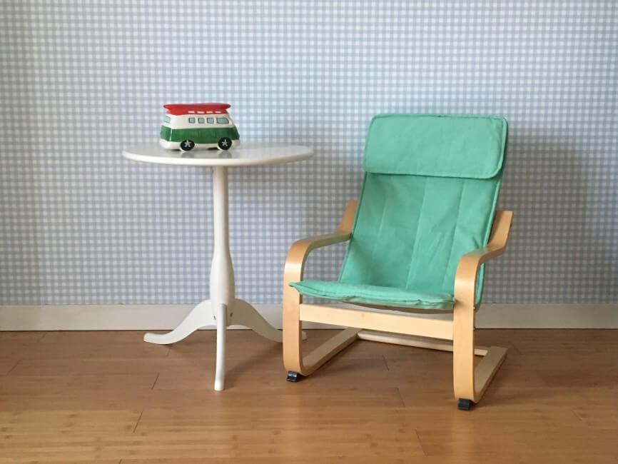 фото кресла Поэнг