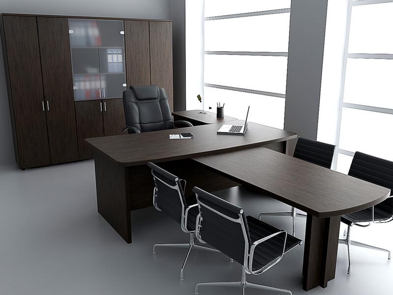 интерьер кабинета директора фирмы