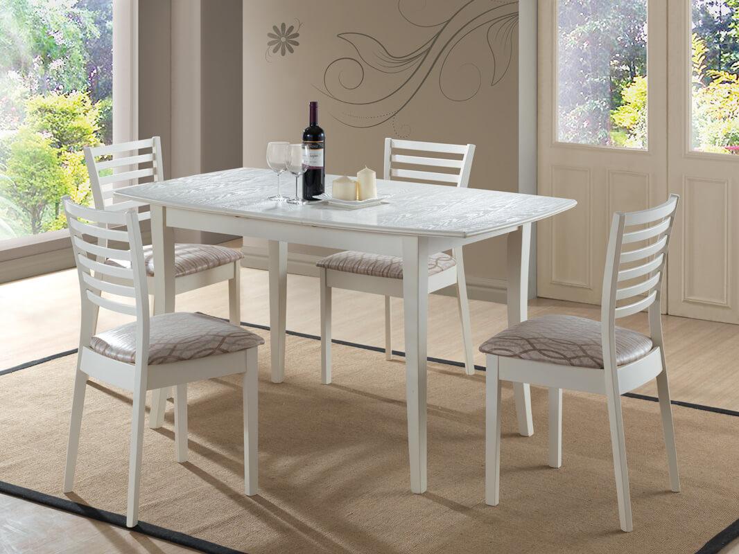 фото обеденных кухонных стульев со спинкой