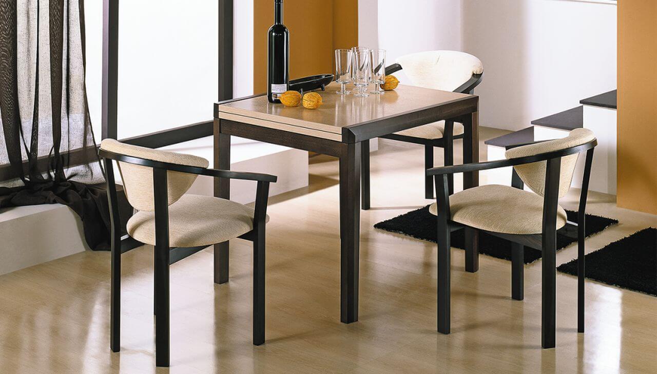 фото мягких обеденных стульев со спинкой