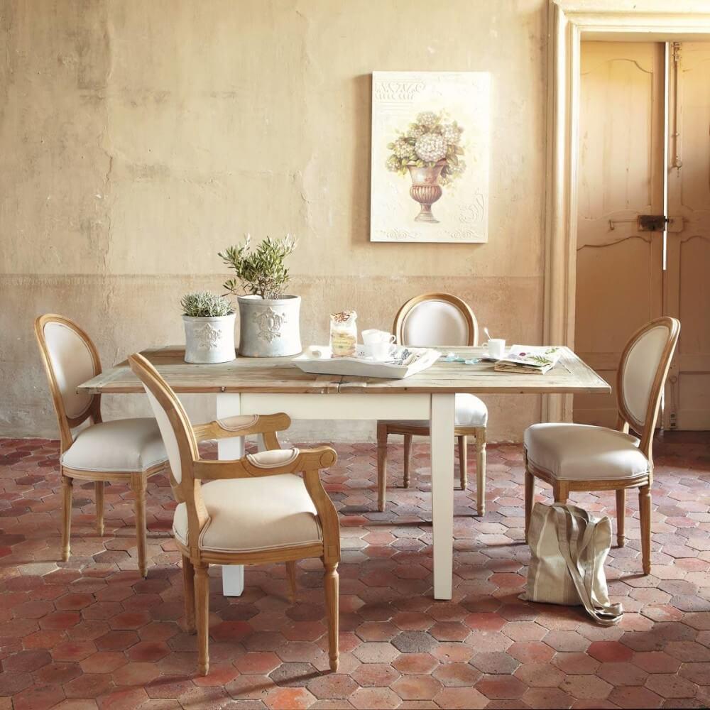 обеденные стулья прованс