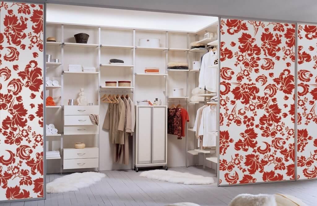 гардероб в спальне